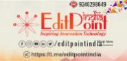 Graphic Designer Jobs in Hyderabad - EditPoint India