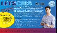 Software Developer Jobs in Aligarh,Noida - LETSCMS Pvt. Ltd.