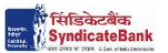 PGDBF Programme Jobs in Across India - Syndicate Bank