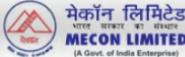 Asstt. Project Engineer Jobs in Ranchi - MECON