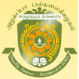 JRF Biotechnology Jobs in Chennai - Alagappa University