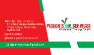 BPO Domestic/International Jobs in Hyderabad - Pigeons hr services ltd