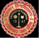 Research Assistant Political Science Jobs in Jaipur - University of Rajasthan