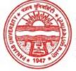 Research/Field Investigators Jobs in Chandigarh (Punjab) - Panjab University