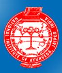 Programme Associate Jobs in Jaipur - National Institute of Ayurveda