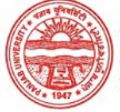 Scientific Officer Jobs in Chandigarh (Punjab) - Panjab University