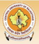 JRF/Project Assistant Jobs in Ajmer - Central University of Rajasthan