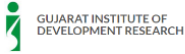 ICSSR Doctoral Fellowships Jobs in Ahmedabad - Gujarat Institute of Development Research
