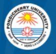 JRF Geophysics Jobs in Pondicherry - Pondicherry University