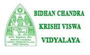 SRF Chemistry Jobs in Kolkata - Bidhan Chandra Krishi Viswavidyalaya