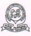 Ph.D. Programme Jobs in Mysore - Kuvempu University