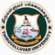 Project Assistant Mathematics Jobs in Vellore - Thiruvalluvar University