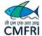 SRF Aquaculture Jobs in Chennai - CMFRI