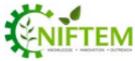 JRF Chemistry Jobs in Sonipat - NIFTEM