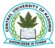Internal Audit Officer/Assistant Registrar /Private Secretary Jobs in Srinagar - Central University of Kashmir
