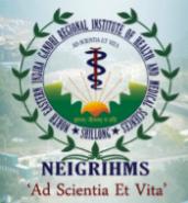 Junior Medical Officer Jobs in Shillong - NEIGRIHMS