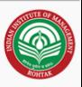 Programme / Research Associate Jobs in Rohtak - IIM Rohtak