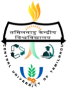 Research Associate Chemistry Jobs in Chennai - Central University of Tamil Nadu