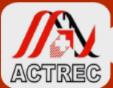 Research Associate /Scientific Assistant /Project Assistant Jobs in Navi Mumbai - ACTREC