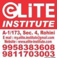 Computer Trainer Jobs in Delhi,Faridabad,Gurgaon - Elite Institute