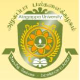 Project Fellow Biochemistry Jobs in Chennai - Alagappa University