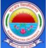 JRF Geophysics Jobs in Kurukshetra - Kurukshetra University