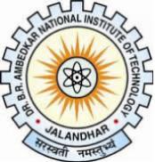 JRF/SRF Jobs in Jalandhar - NIT Jalandhar