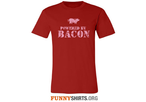 Bacon Shirts