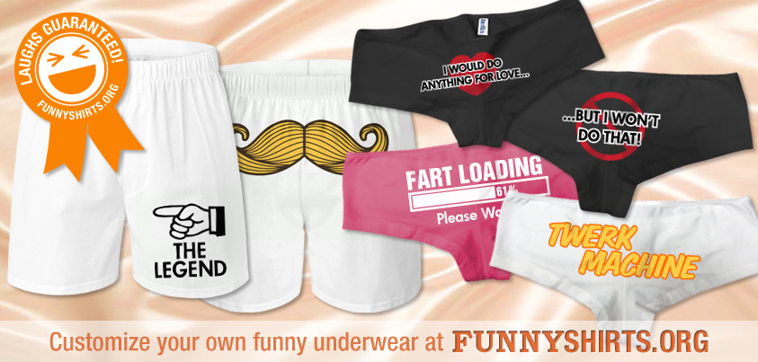 Funnies Underwear
