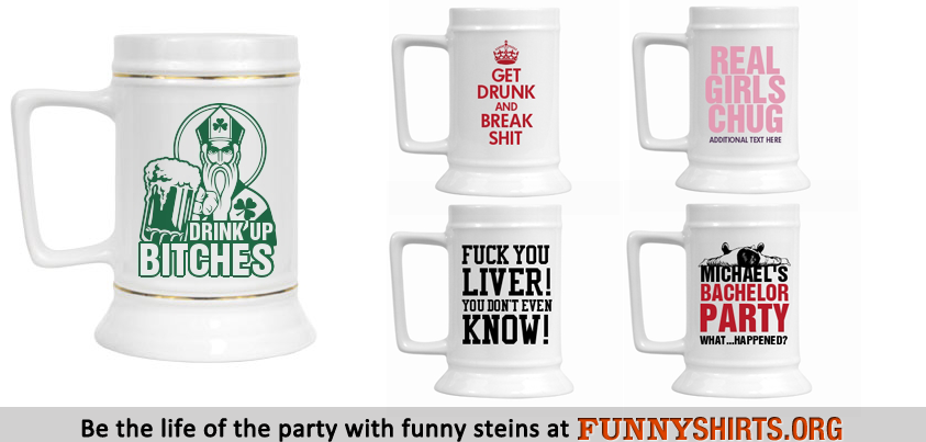 Funny Steins