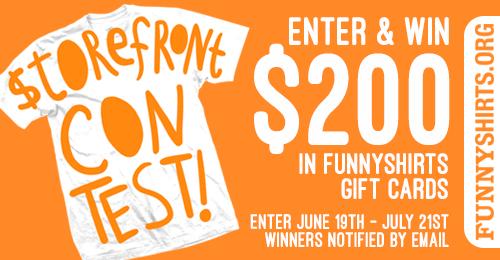 FunnyShirts.org Storefront Contest