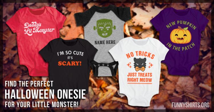 bfb079ea4 custom halloween onesies Archives - FunnyShirts.org Blog