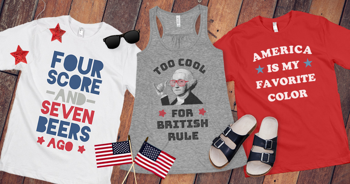 0d948a8d funny 4th of July Shirts Archives - FunnyShirts.org Blog