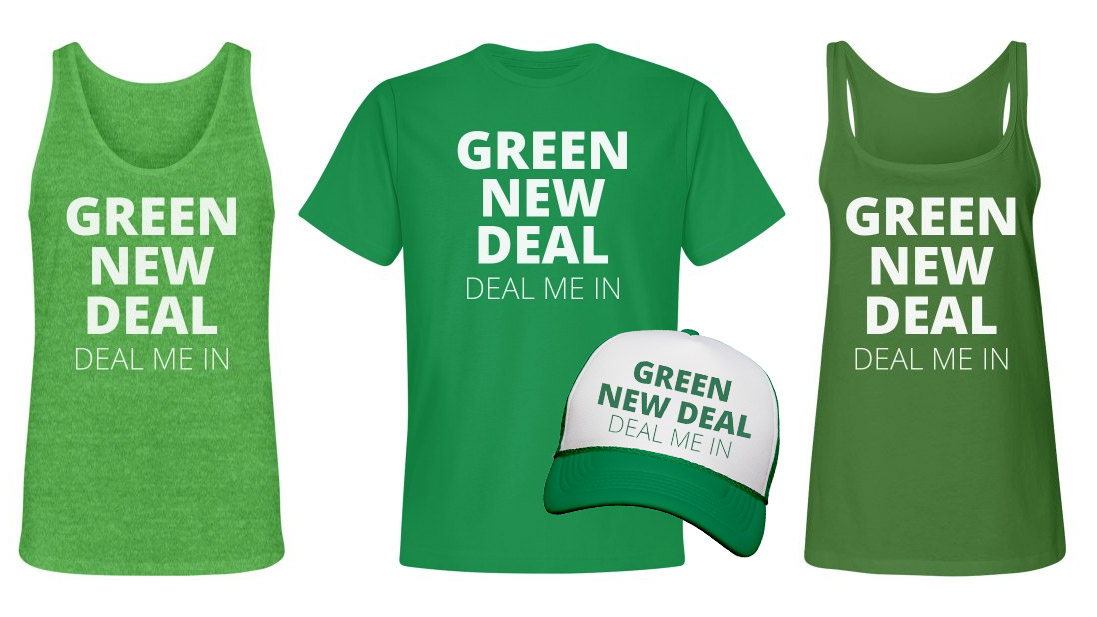 Green New Deal Apparel