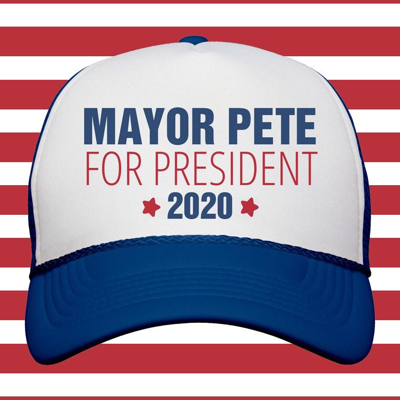 Mayor Pete 2020 Hat