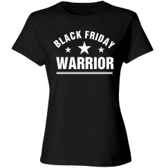 Black Friday Warriors