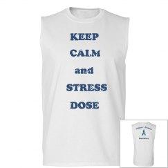 Stress dose sleeveless