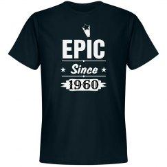 Epic since 1960