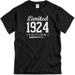 Limited 1924 edition