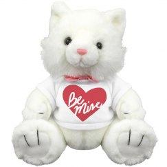 Be Mine Valentines Day Teddy Bear