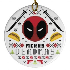 Have Yourself A Merry Deadpool Xmas