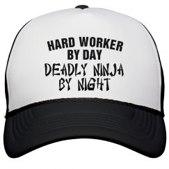 Worker By Day Ninja By Ni