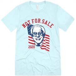 Bernie Is Not For Sale