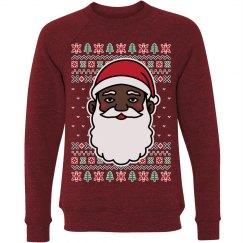 The Truth About Xmas Black Santa
