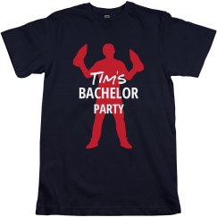 Bachelor Party Guy