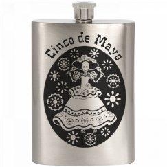Cinco de Mayo Flask