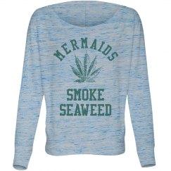 Mermaids Smoke Seaweed Vintage