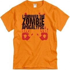 Survived Zombie Apoclypse