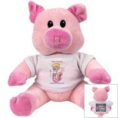 Olga Antidrug stuffed toy