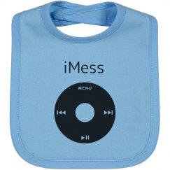 iMess Bib